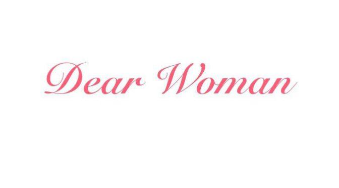 Dear Woman 女性起業家を応援します